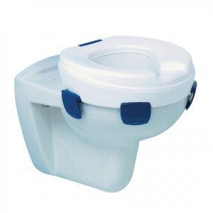 Inaltator WC fara capac WC Clipper II cu inaltime de 11cm