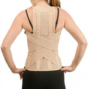 Corset Hessing Avital , recomandată în diverse afecțiuni ale coloanei vertebrale