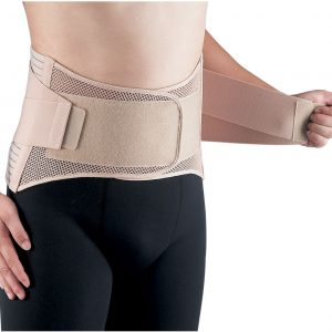 Lombostat Orthowrap GM-B6 din material special Orthowrap