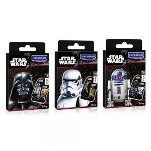 Plasturi pentru copii Star Wars Hansaplast