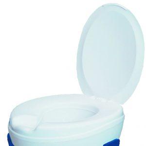 Inaltator WC 10 cm cu capac